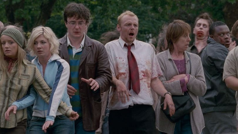 Shaun of the Dead – En av de bästa filmerna på Amazon