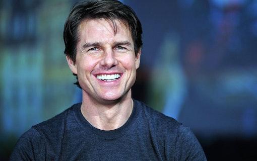 Tom Cruise verkar gilla att springa i sina filmer
