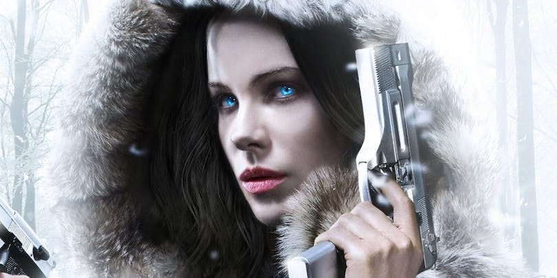 Poster till Underworld: Blood Wars