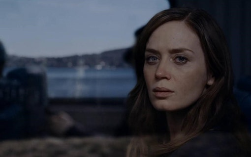 Filmen Kvinnan pa taget