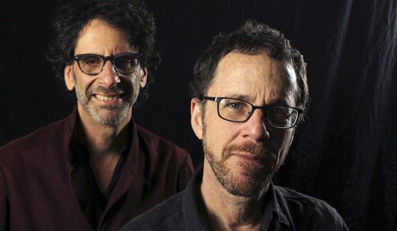 """Joel och Ethan Coen, även kallade """"Bröderna Coen"""","""