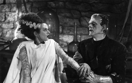 Skönheten och odjuret-regissör gör ny Frankensteins brud?