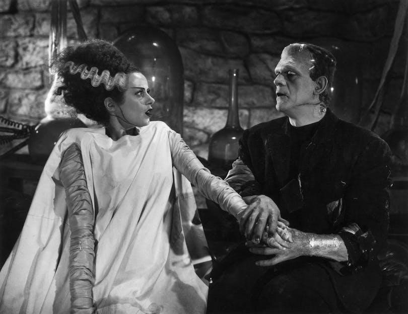 Bride of the Frankenstein
