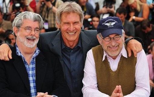 George Lucas kommer inte involvera sig i Indiana Jones 5