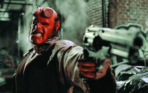 Mina drömmars uppföljare: Hellboy 3