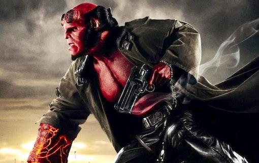 Hellboy kommer tillbaka i en nystart