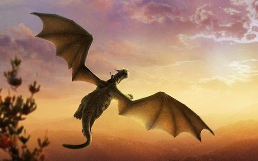 Peter och Draken Elliot