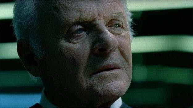 Anthony Hopkins som Dr. Robert Ford. Foto: HBO Nordic.
