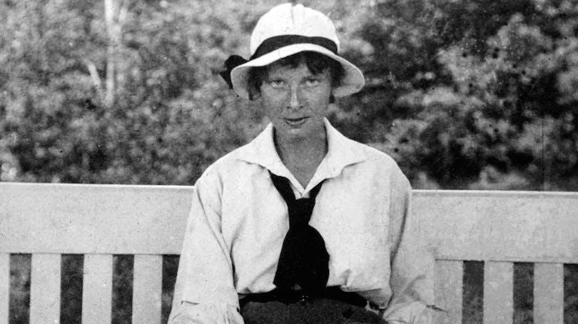 Ester Blenda Nordström