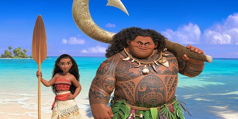 Ny Disneyfilm - Bästa filmerna 2017