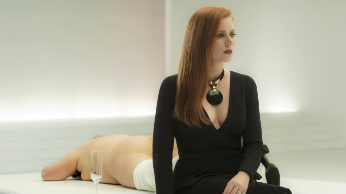 Som Susan Morrow i Nocturnal Animals (2016).