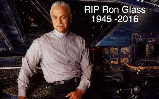 Skådespelaren Ron Glass avliden vid 71 års ålder