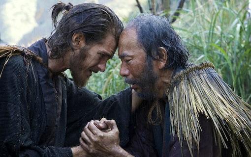 """Silence"" inspirerad av äldre klassisk japansk film"