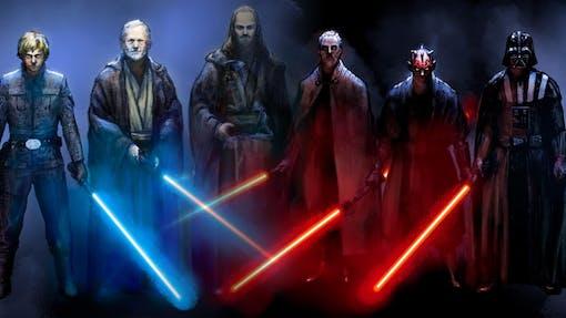 Testa dig själv: Är du Sith eller Jedi?