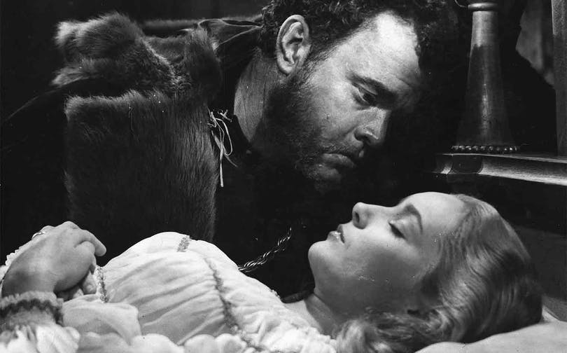 Orson Welles i Othello.
