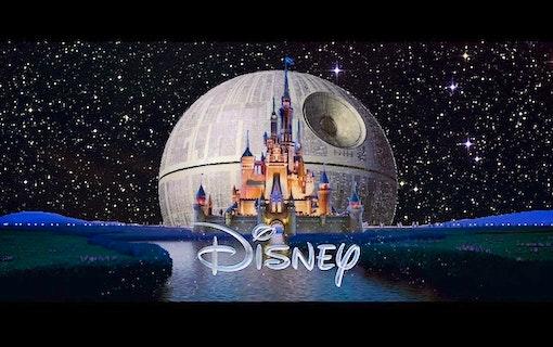 Inte hela världen att Disney äger Star Wars