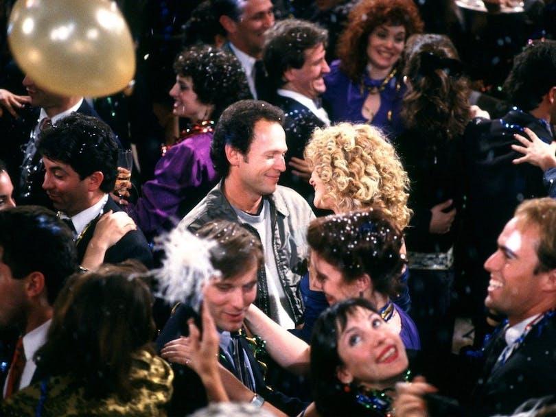Billy Crystal och Meg Ryan i När Harry träffade Sally.