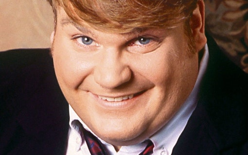Chris Farley – living in a van down by the river