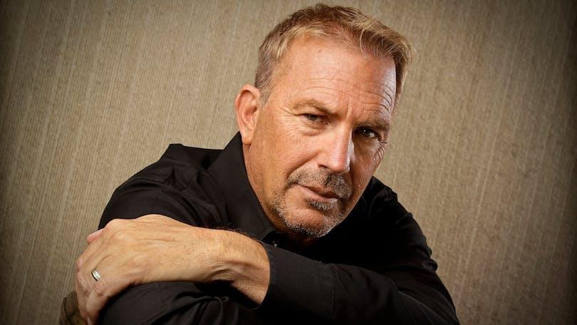 Skådespelaren och regissören Kevin Costner.