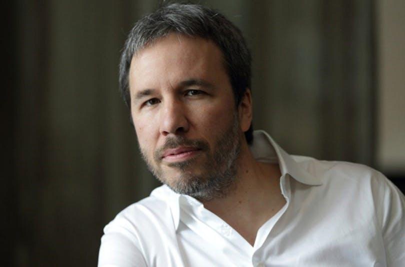 Bild på regissören Denis Villeneuve .