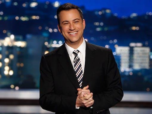 Jimmy Kimmel leder Oscarsgalan 2017