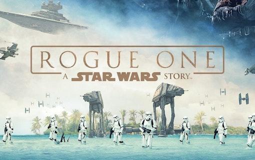 Rogue One: A Star Wars Story filmen