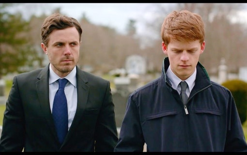 Casey Affleck hyllar Manchester by the Sea-regissören på Golden Globe-galan