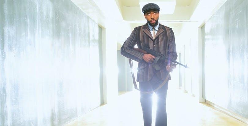 Jeremie Harris som Ptonomy Wallace i Legion. Foto: FX
