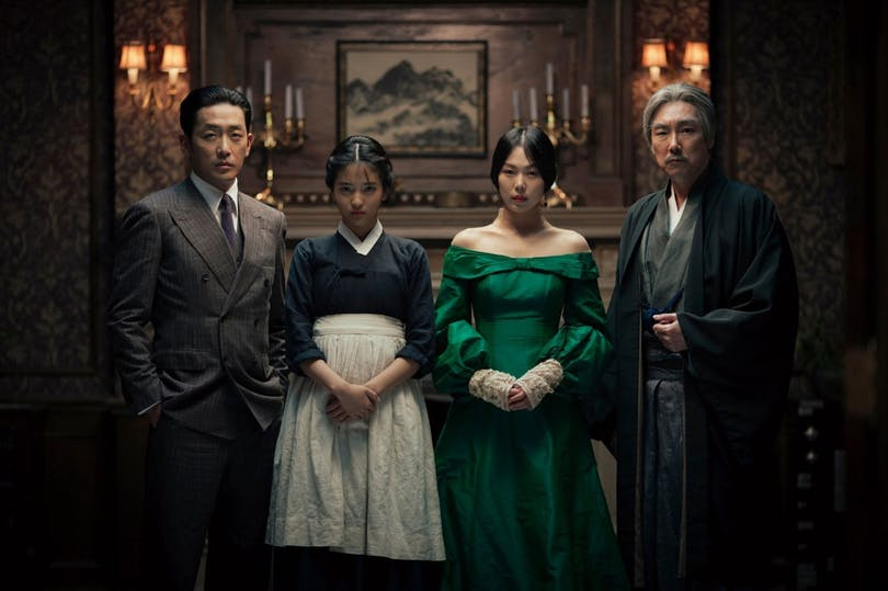 Stillbild från The Handmaiden - en ny film 2017