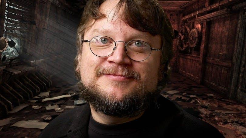 Bild på regissören Guillermo del Toro.