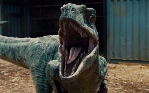 Titel och poster till Jurassic World 2 släppt!