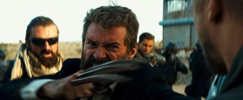 Wolverine i Logan.