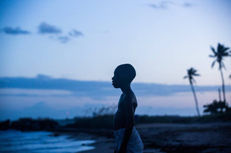 Moonlight filmen