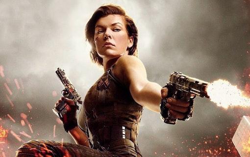 Se Mila Jovovichs snabbgenomgång av 'Resident Evil'