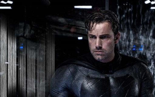 Har Matt Reeves skrivit om hela Afflecks Batman-manus?