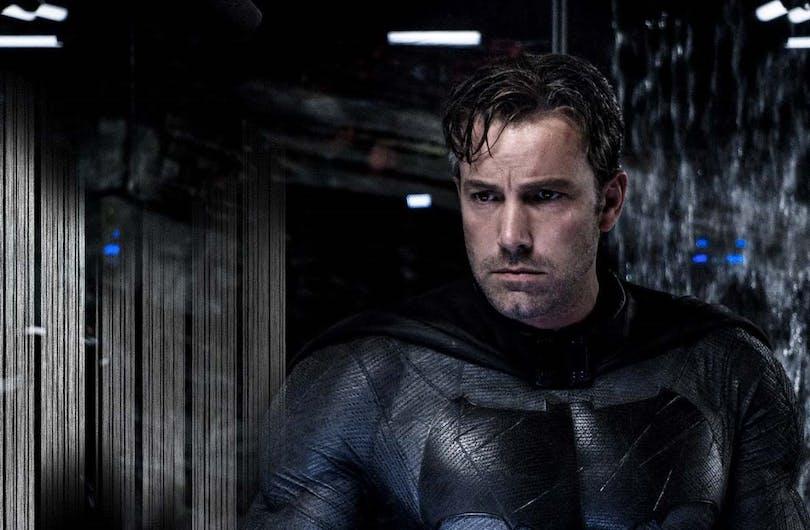 Ben Affleck som Batman