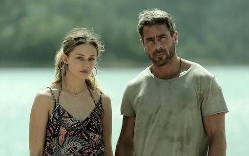 Ola Rapace på Thailands bakgator i dramathrillern Farang