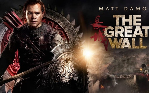 The Great Wall filmen