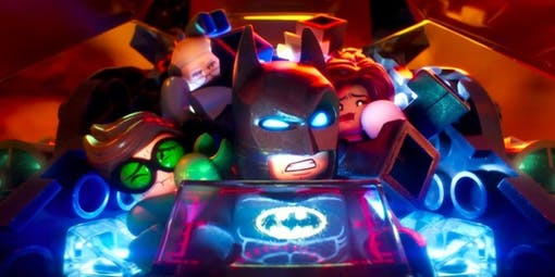 The LEGO Batman filmen