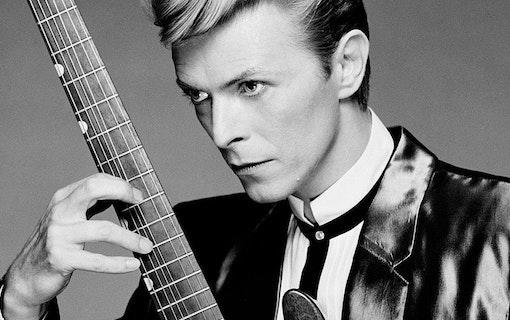 HBO släpper David Bowie-dokumentär