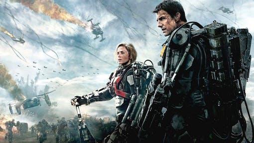 """Fem bra """"Alien-invasion"""" filmer"""