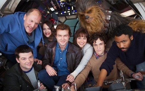 Nya bilder på Solo: A Star Wars Story och Aquaman
