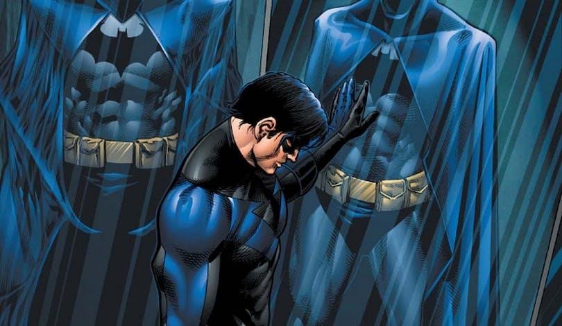 DC:s superhjälte Nightwing