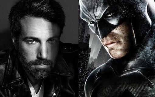 Ben Affleck hoppar av Batman som regissör