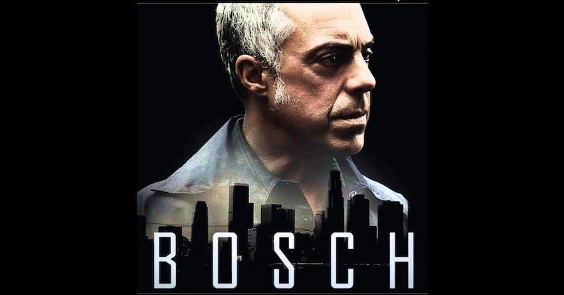 För många fall i tredje säsongen av Bosch?