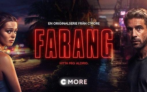 Premiär för Farang på C More- med Ola Rapace