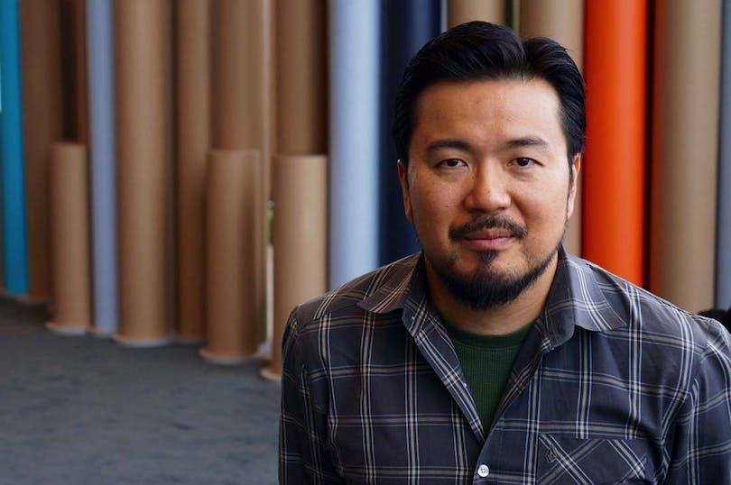 Filmregissören Justin Lin