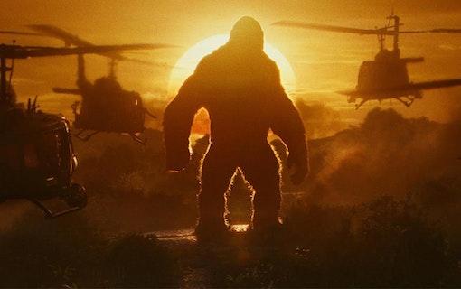 King Kong (1933) vs Kong: Skull Island (2017)  – En jämförelse