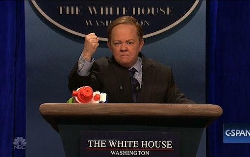 Melissa McCarthy gjorde narr av Sean Spicer — igen