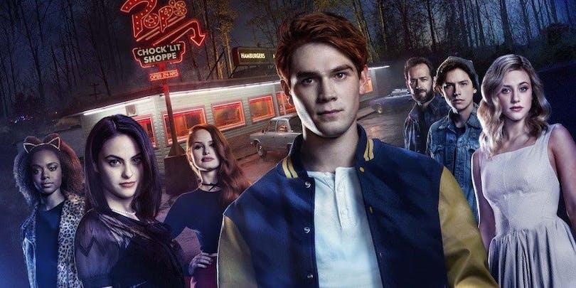 Netflix hetaste ungdomsserie Riverdale